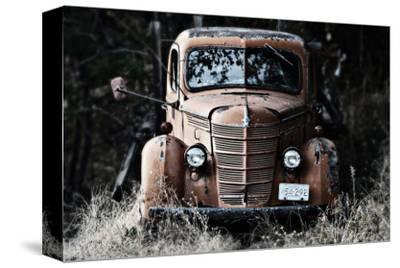 Old Truck in a Field by Shane Settle