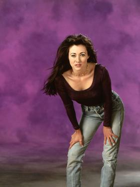 "SHANNEN DOHERTY. ""Beverly Hills, 90210"" [1990]."