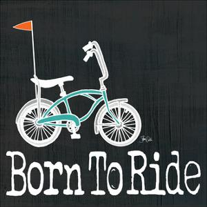 Banana Bike - Born to Ride by Shanni Welch
