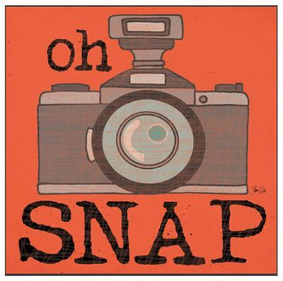 Camera - Snap by Shanni Welch