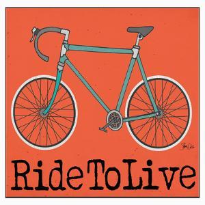 Road Bike by Shanni Welch
