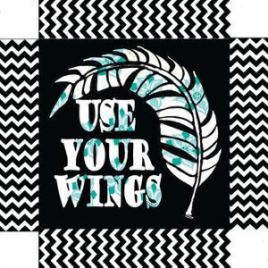 Use Your Wing Art Box by Shanni Welch
