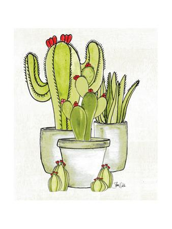 Cactus I by Shanni Welsh