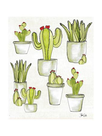 Cactus II by Shanni Welsh