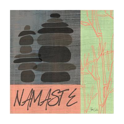 Namaste by Shanni Welsh