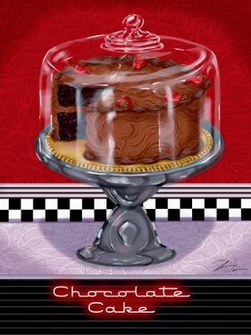 Chocolate Cake by Shari Warren