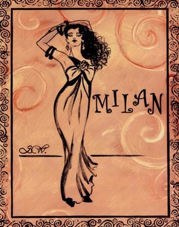 Milan by Shari White
