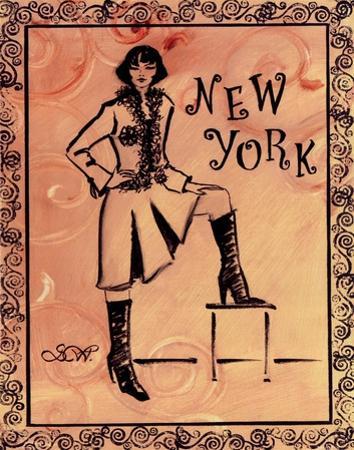 New York by Shari White