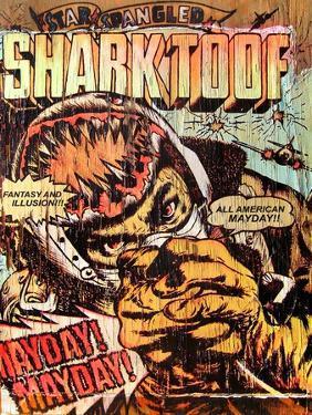 Star Spangled Shark Toof by Shark Toof