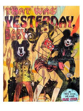 That Was Yesterday Baby by Shark Toof