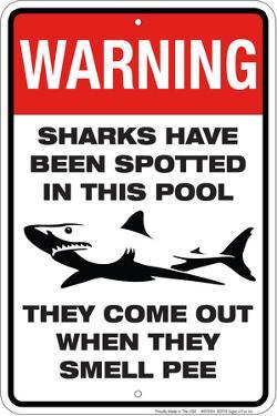 Sharks Spotted