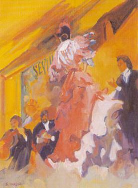 El Baile by Sharon Carson