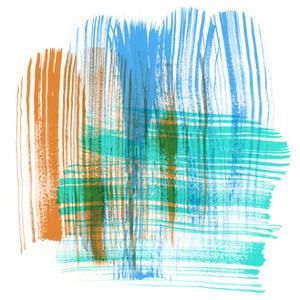 Color Swipe III by Sharon Chandler