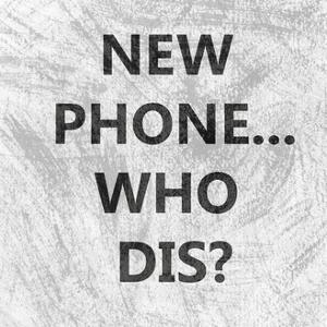 Phone Snark I by Sharon Chandler
