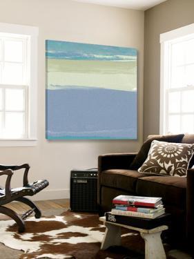 Blue Coast I by Sharon Gordon