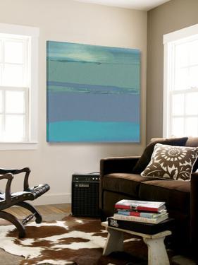 Blue Coast II by Sharon Gordon