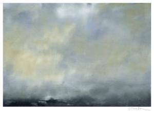 Clouds I by Sharon Gordon