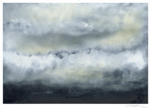 Clouds V by Sharon Gordon