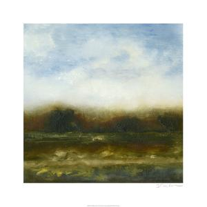 Fall Horizon II by Sharon Gordon