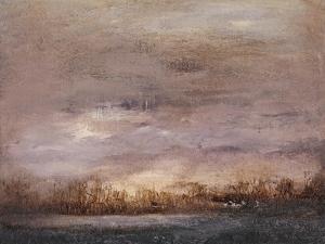 Horizon at Nightfall II by Sharon Gordon