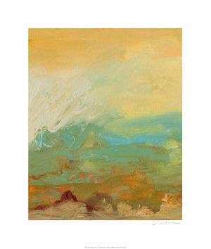 Tropical View I by Sharon Gordon