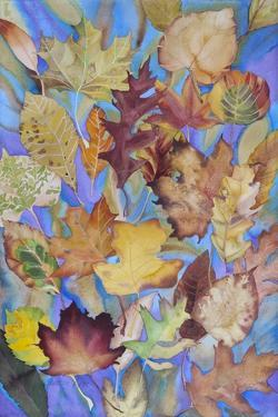 Autumn Leaves V by Sharon Pitts
