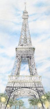 Eiffel Tower by Sharon Pitts