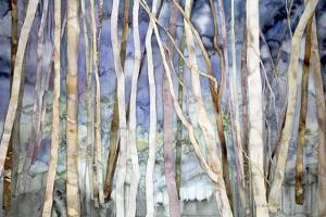 Mystery of Trees II by Sharon Pitts