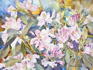 Rhododendrons by Sharon Pitts