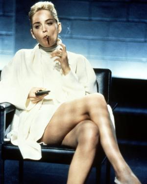 Sharon Stone, Basic Instinct (1992)