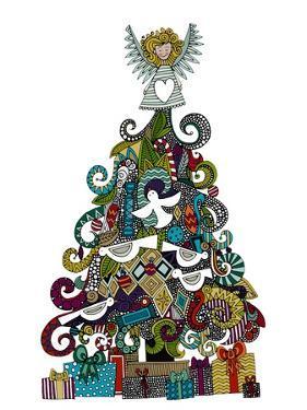 Angel Tree by Sharon Turner