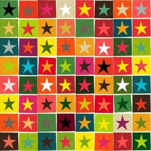 Christmas Boxed Stars by Sharon Turner