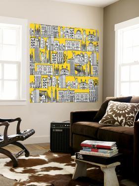 New York Yellow by Sharon Turner