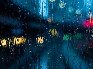 Nothing But Rain by Sharon Wish