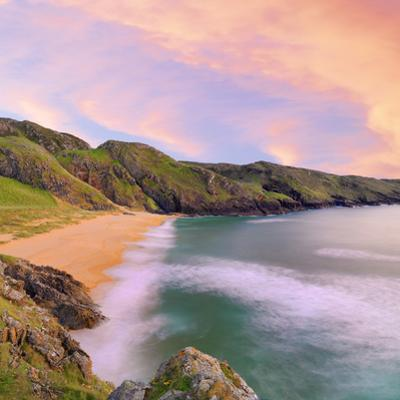 Ireland, Co.Donegal, Rosguil, Boyeeghter Bay by Shaun Egan