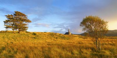 Ireland, Co.Donegal, Sacred heart church at Dunlewey by Shaun Egan