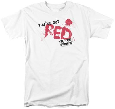 Shaun Of The Dead- Red On You
