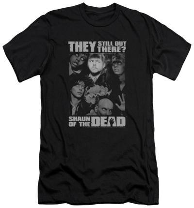 Shaun Of The Dead - Still Out There (slim fit)