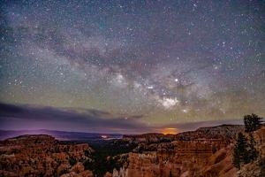 Milky Way over Bryce Canyon by Shawn/Corinne Severn