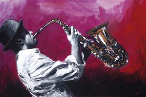 Jazz Hot I by Shawn Mackey