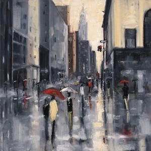 New York Cloudburst by Shawn Mackey