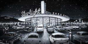 Starlight Drive-In by Shawn Mackey
