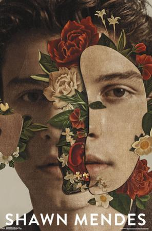 SHAWN MENDES - FLORAL