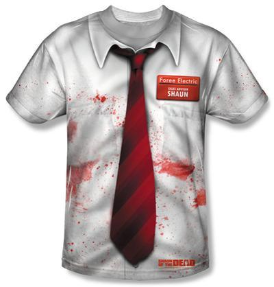 Shawn Of The Dead - Bloody Shirt