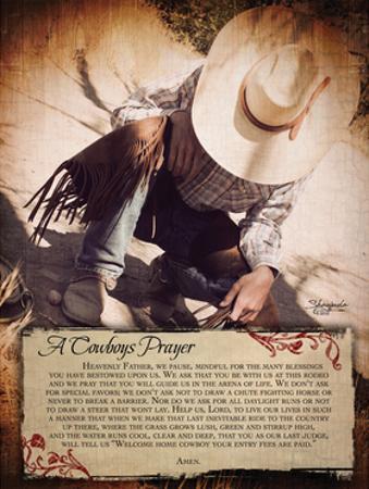 A Cowboy's Reason