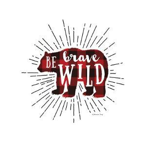 Be Brave Bear by Shawnda Craig