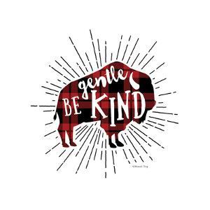 Be Gentle Buffalo by Shawnda Craig