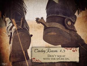 Cowboy III by Shawnda Craig