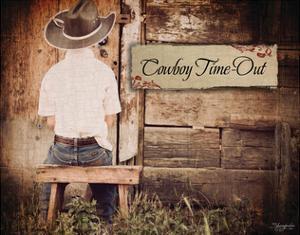Cowboy Time Out by Shawnda Craig