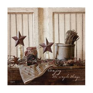 Enjoy the Simple Things by Shawnda Craig
